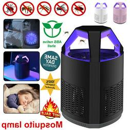 safe electric mosquito killer lamp fly bug