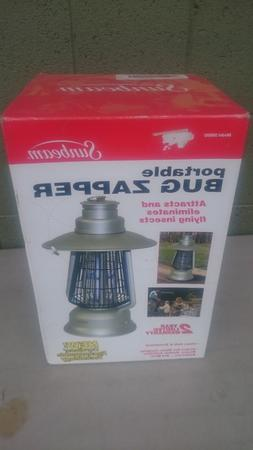 Sunbeam SB980 Cordless Rechargeable Bug Zapper - Lantern Sty