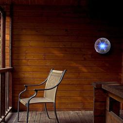 Solar Buzz Kill Zapper Killer UV Light Fly Insect Bug Mosqui