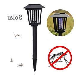 AutumnFall Solar Mosquito Killer, Mosquito Insect Zapper Acc