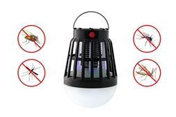 solar powered bug zapper light