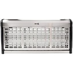 Stainless Steel Insect Trap / Bug Zapper - 3000 Sq. Ft. Cove