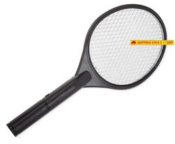Zap Master The Original Electric Hand Held Racket Bug Zapper