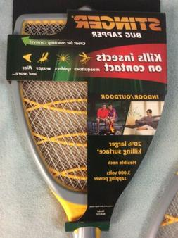 Two  STINGER BKR200 Portable BUG Insect SPIDER  Fly ZAPPER R
