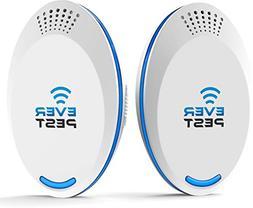 Ultrasonic Pest Repellent Control 2019 , Plug in Home, Flea,
