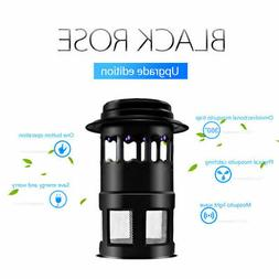 Upgrade 4W Electronic 8pcs LED Light Mosquito Insect Killer