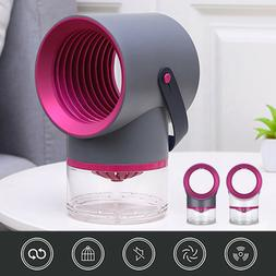 USB Electronic Mosquito Killer Lamp Home Anti Insect Bug Rep