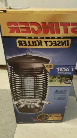 Stinger UV40 Electronic Insect Control Bug Zapper 1 acre cov