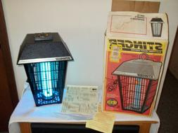 Vtg New Unused in Box Stinger UV40 Electronic Insect Control