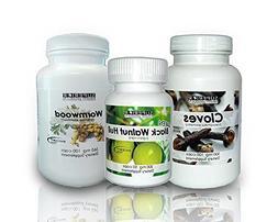 Superior Health Products Bundle - Green Black Walnut Caps, C