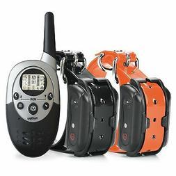 PetSpy 1100 Yard Waterproof Rechargeable Remote Training Dog
