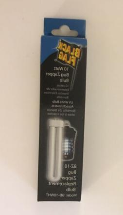 Black Flag 10W White Bulb