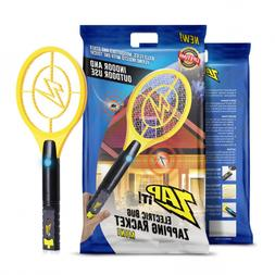 zap it bug zapper racket 4000v usb