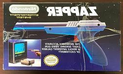 ZAPPER Light Gun Controller Nintendo 1986 for Nintendo NES C
