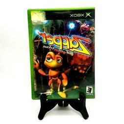 Zapper One Wicked Cricket Microsoft Xbox Very Good Infogames